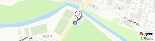 Платежный терминал, МИнБанк, ПАО на карте Пирогово