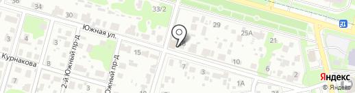 Мясные штучки на карте Домодедово