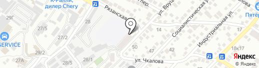 MaBelle на карте Новороссийска