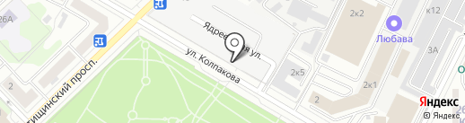 ТестКомплект на карте Мытищ