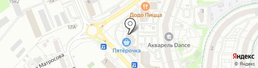Магазин электроники на карте Мытищ