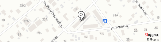 Ивита на карте Мытищ
