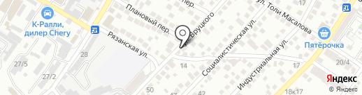 Шанс на карте Новороссийска