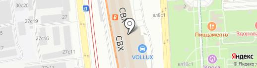 A-TTGarage на карте Москвы