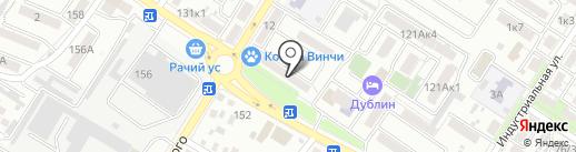 Бош Термотехника на карте Новороссийска