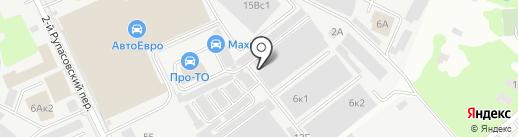 Вилгуд на карте Мытищ
