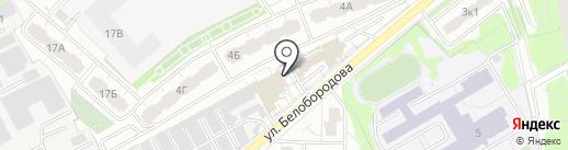 Медиа-Бридж.РФ на карте Мытищ
