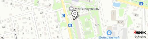 Почта Банк, ПАО на карте Домодедово