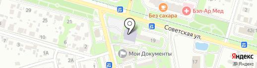 Организация по вскрытию и замене замков на карте Домодедово