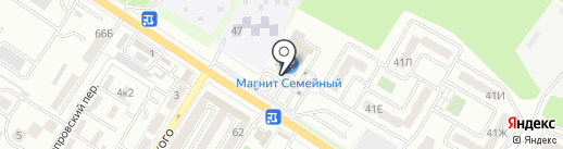 MyBox на карте Новороссийска
