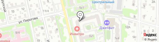 Дизайн бюро & Кухни на карте Домодедово