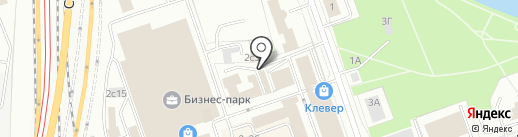 eurocosmetics на карте Москвы