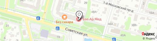 Семья на карте Домодедово