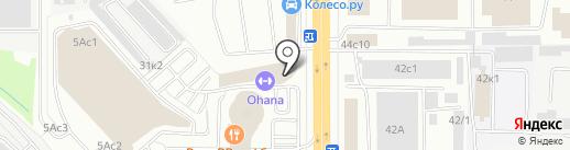 Идеал на карте Мытищ