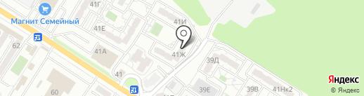 Платежный терминал, КБ Кубань кредит на карте Новороссийска