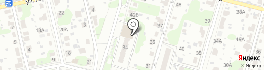 Четко Вижу на карте Домодедово