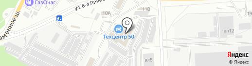 РусАвтоМаг на карте Видного