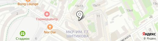 Интернет-магазин чая, кофе и специй на карте Мытищ