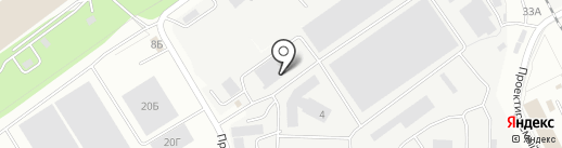 ВостокШин на карте Видного