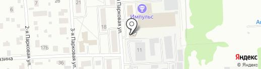 Dlyavann на карте Мытищ