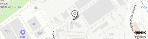 lrvidnoe на карте Видного