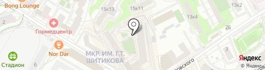 ДжулиСан на карте Мытищ