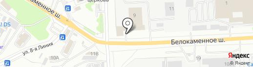 Столовая на карте Видного