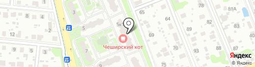Магазин разливного пива на карте Домодедово