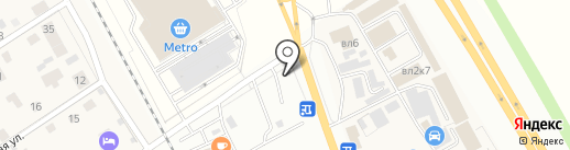 ПаллетТрейд на карте Апаринок