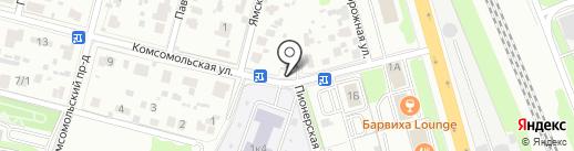 Национальный платежный сервис на карте Домодедово