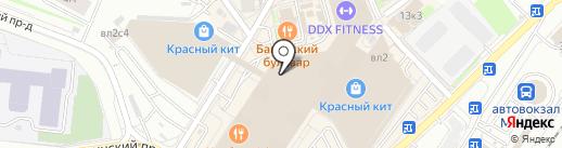 Арена Пилотаж на карте Мытищ
