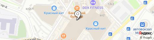 H & M на карте Мытищ