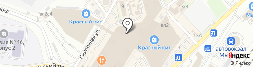 Vanity на карте Мытищ