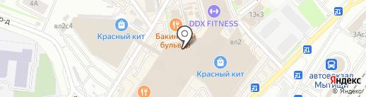 Shagovita на карте Мытищ