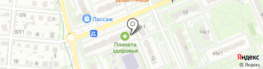 Divine на карте Домодедово