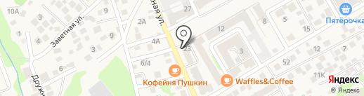 Фасад мастер на карте Новороссийска