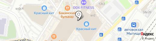 solarX на карте Мытищ