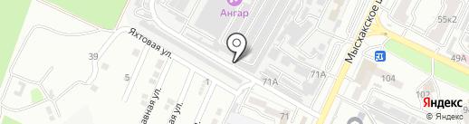 Пенное на розлив на карте Новороссийска