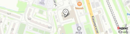АРТ на карте Домодедово