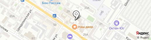 MagZip на карте Новороссийска