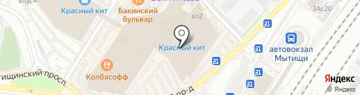 Kapika на карте Мытищ