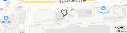 Picneco на карте Видного