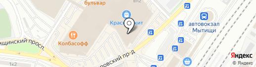 EnterNOTE на карте Мытищ