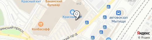 Телефон.ру на карте Мытищ