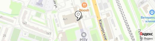DPD на карте Домодедово