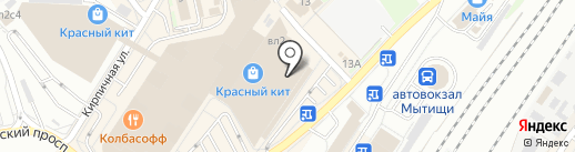MilaVitsa на карте Мытищ
