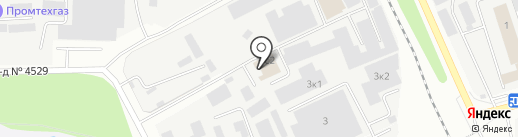 Спецмашмонтаж на карте Мытищ
