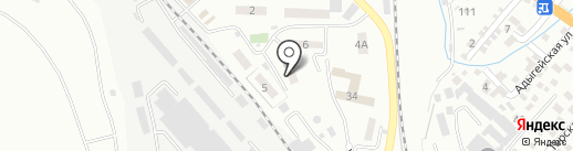 Фасад-Профи на карте Новороссийска