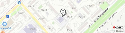 Сумбур на карте Москвы