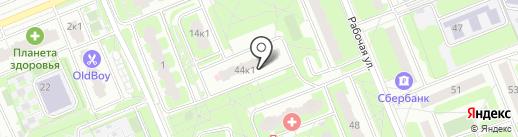 KDL на карте Домодедово